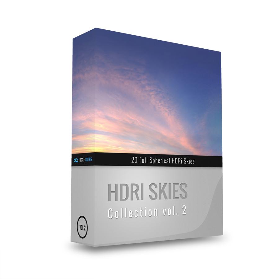 HDRI Skies pack 2