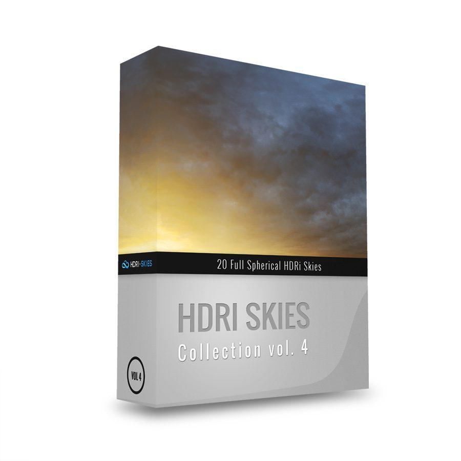 HDRI Skies pack 4