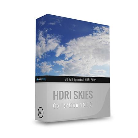HDRI Skies pack 7