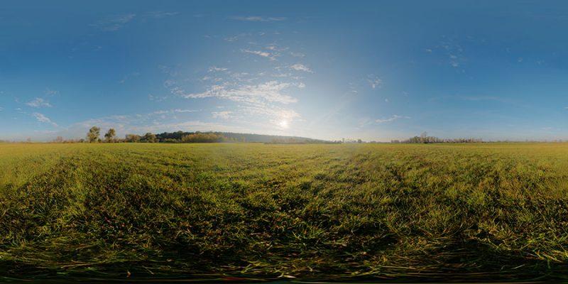 Morning HDRI Sky