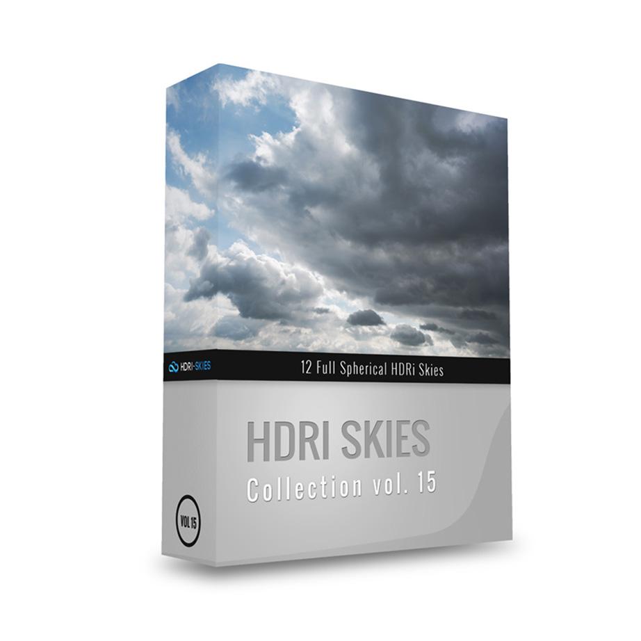 HDRI Skies pack 15