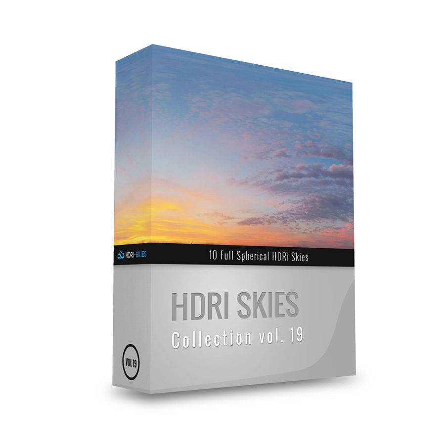 HDRI Skies pack 19
