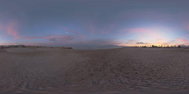 Dawn HDR SKY