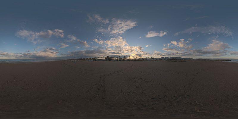 hdri_sky_460 Sunset
